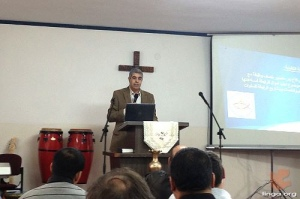 Association of Baptist Churches in Israel Holds its Annual Meeting
