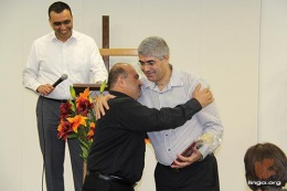 The Association of Baptist Churches in Israel elects New Chairman