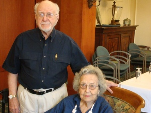 Dwight Baker (1923 – 2011) went to be with the Lord on November 28, 2011
